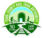 York County Rail Trail Authority Logo