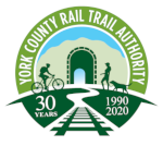 York County Rail Trail Authority Logo